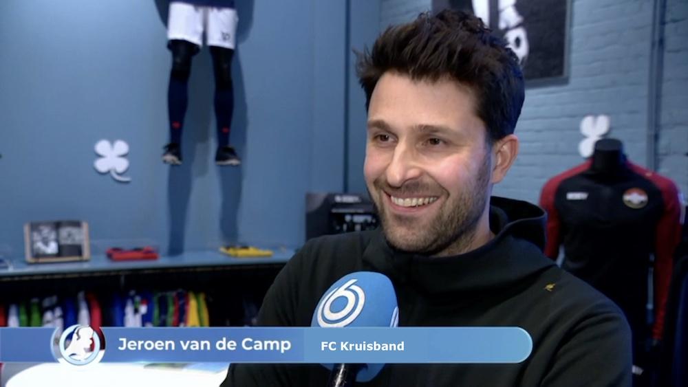 FC Kruisband op SBS 6 bij Hart van Nederland