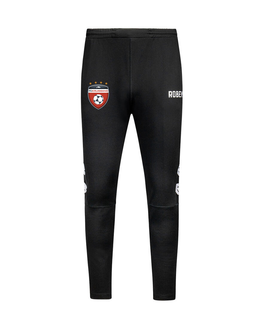 Performance pant zwart