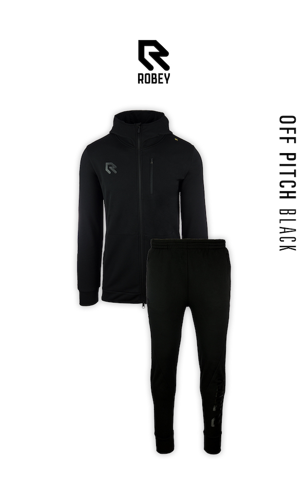 Off Pitch Trainingspak – Black