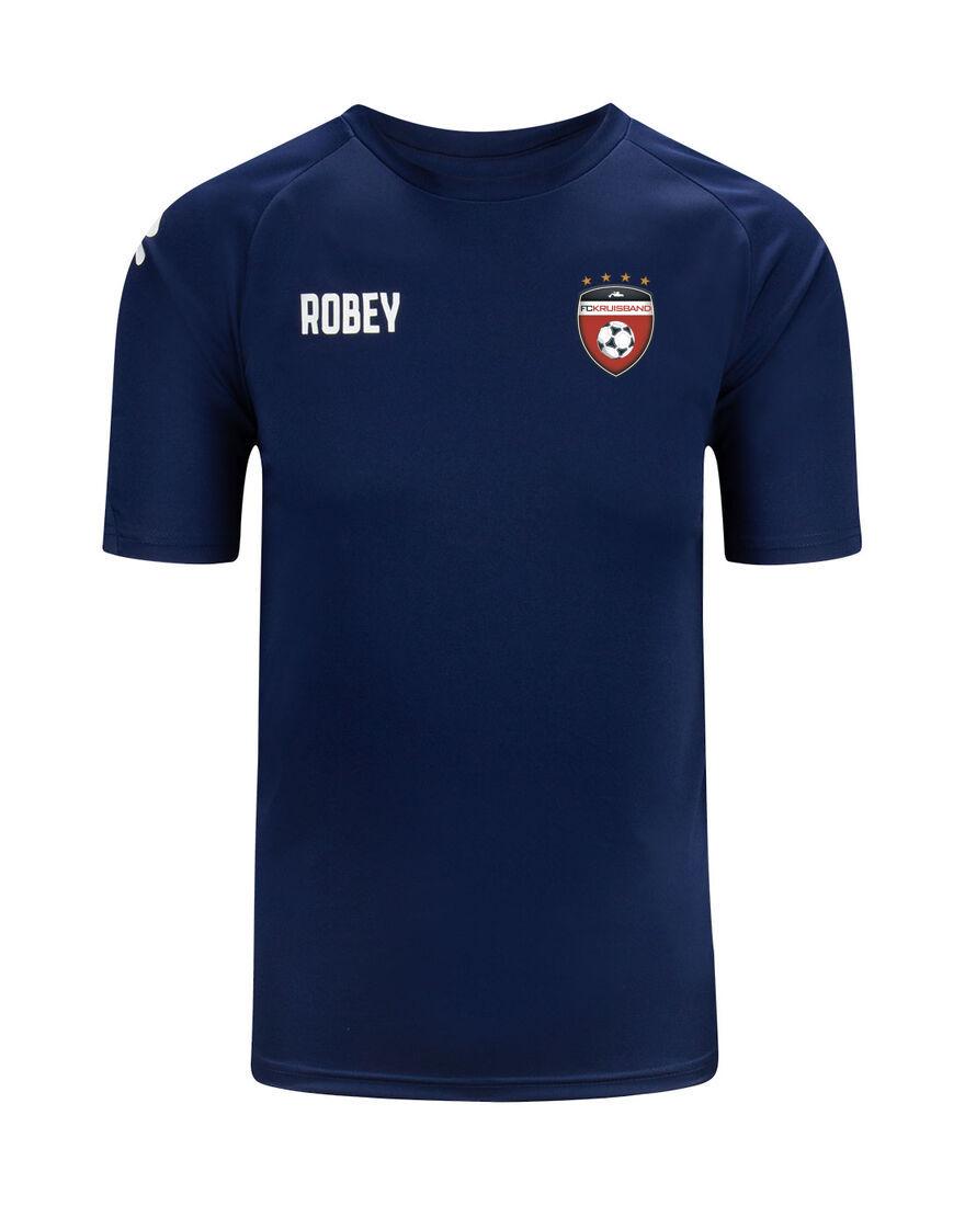 Revalidatie shirt navy